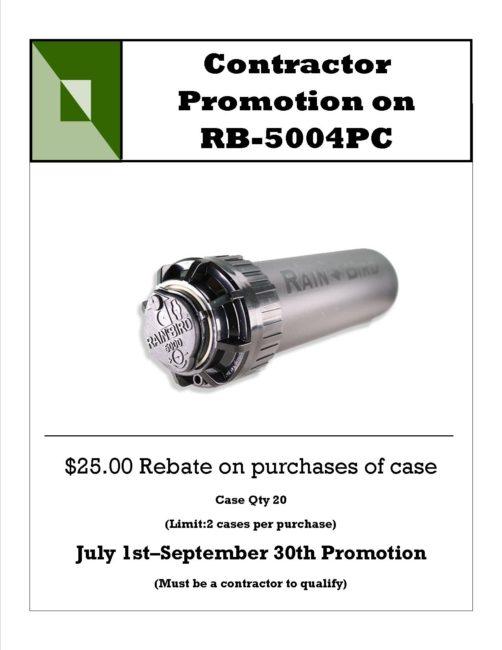5004 Promotion