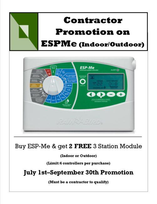 ESPMe Promotion